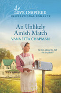 An Unlikely Amish Match, by Vannetta Chapman