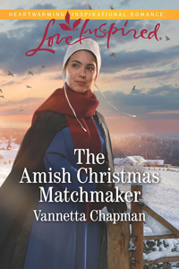 The Amish Christmas Matchmaker, by Vannetta Chapman