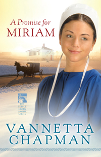 A Promise for Miriam, by Vannetta Chapman