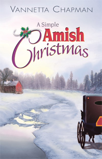 A Simple Amish Christmas, by Vannetta Chapman
